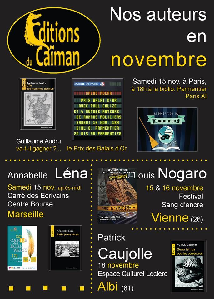 Affiche novembre