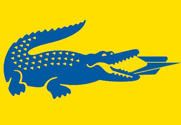 Crocodile mange oiseau