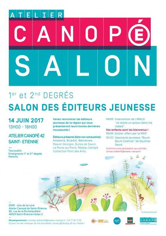 Salon des diteurs jeunesse st etienne for Salon jeunesse