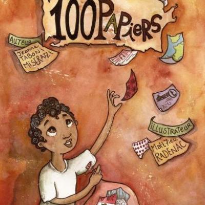 100 papiers, de Jeanne Taboni Misérazzi