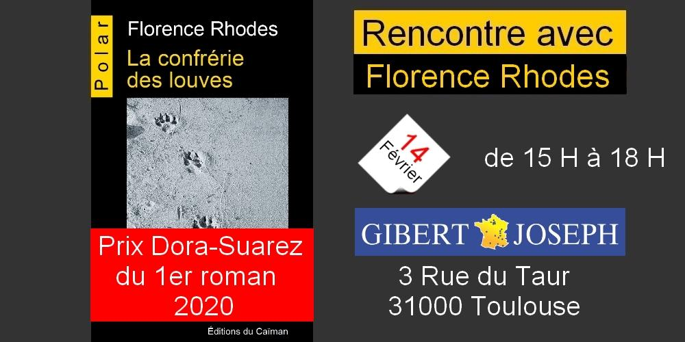 Florence rhodes toulouse