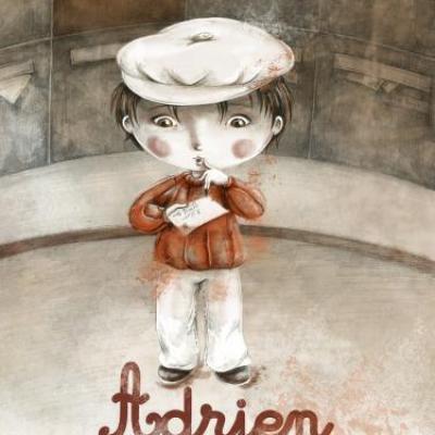 Adrien, de Sandrine Lamour