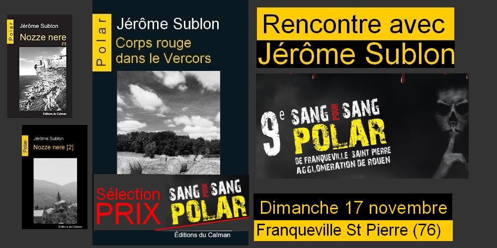 Jerome sublon franqueville