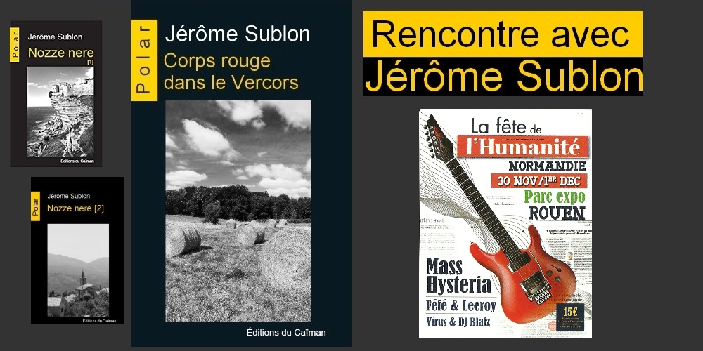 Jerome sublon huma normandie
