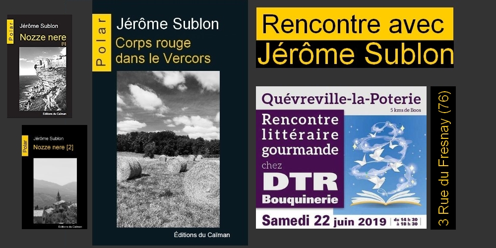Jerome sublon quevreville