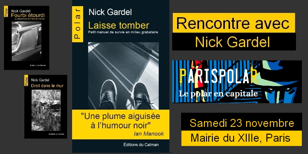 Nick gardel paris polar