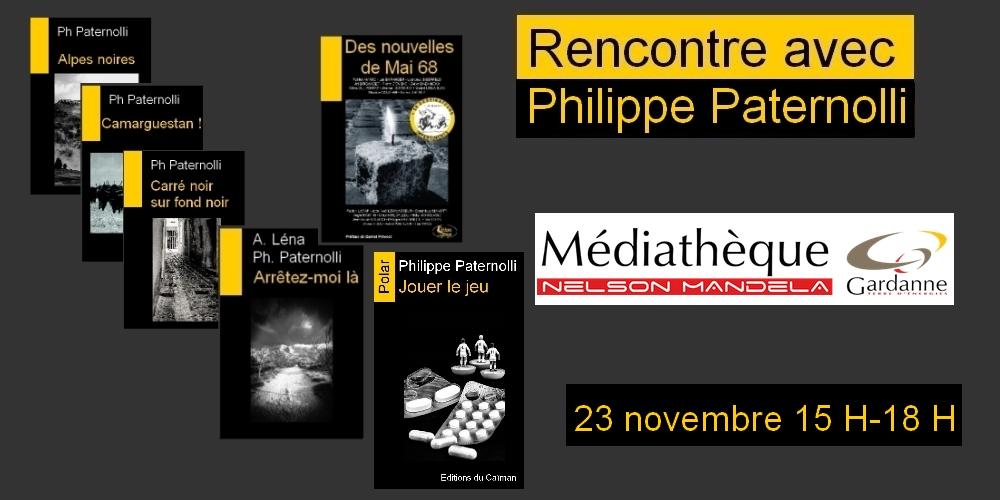 Philippe paternolli gardanne