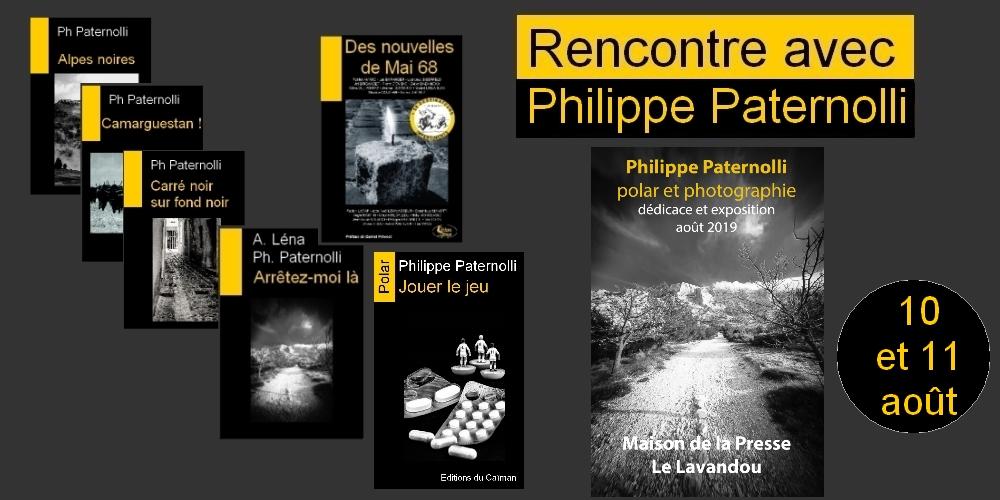 Philippe paternolli lavandou