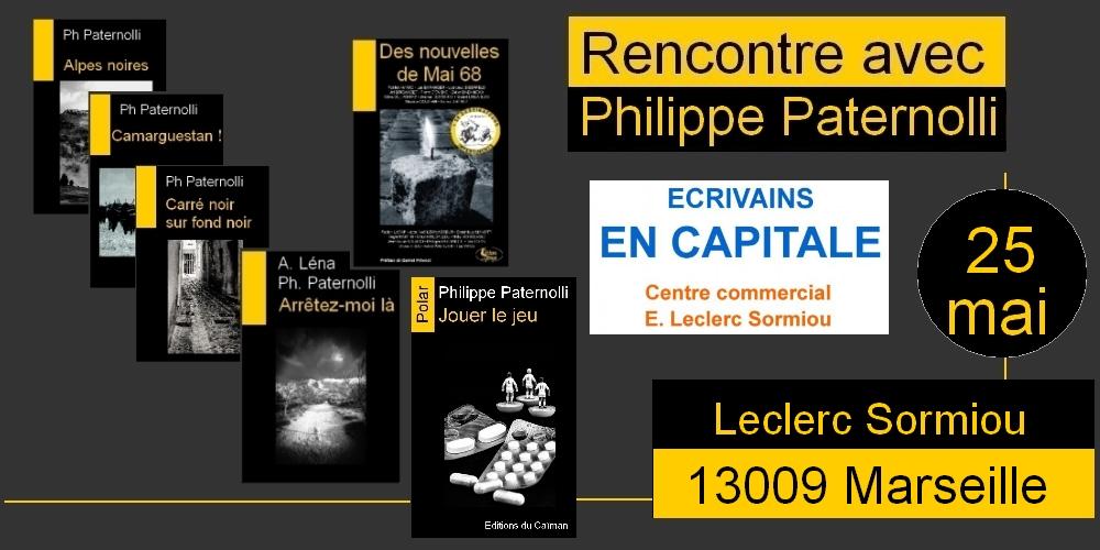 Philippe paternolli marseille