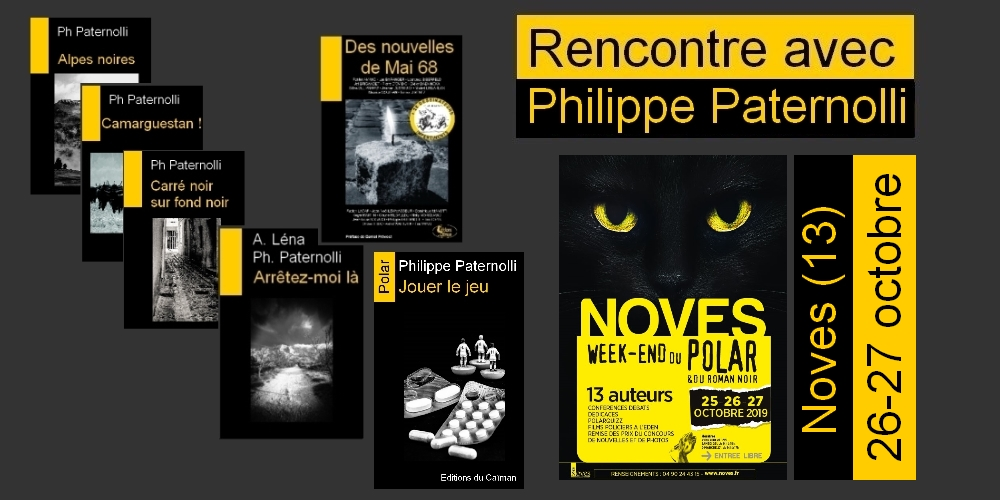 Philippe paternolli noves