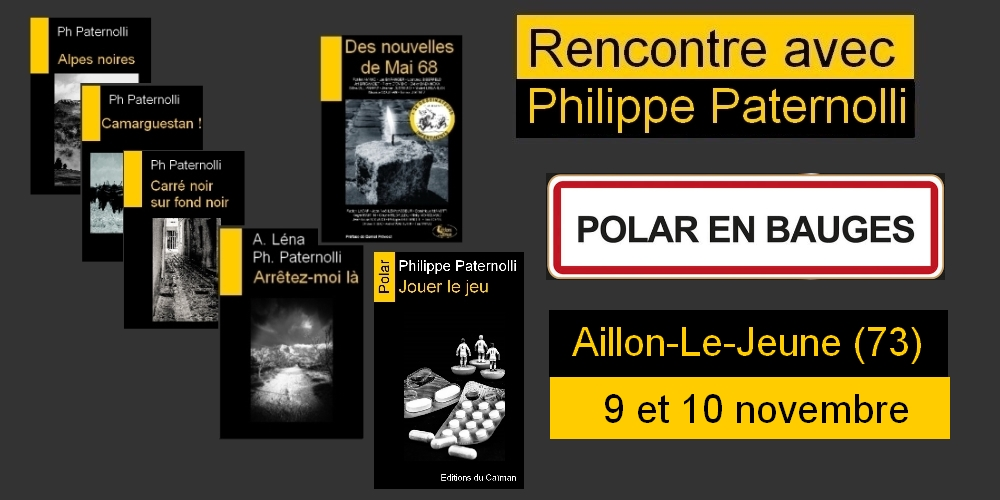 Philippe paternolli polar en bauges