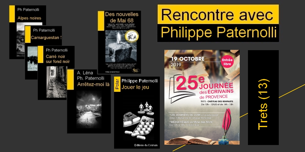Philippe paternolli trets