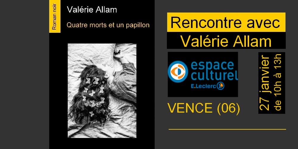 Valerie vence